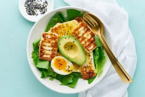 What is haloumi fresco cheese feature image